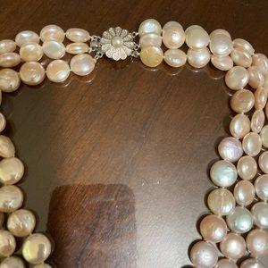 Pearl Jewelry - Pearl 16 inch